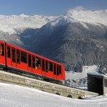 Davos, The Parsenn Bahn