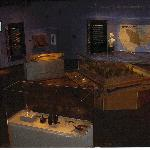 One of the historical display areas.