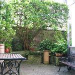 The Beautiful Walled-In Garden