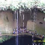 une visite d'une cenote
