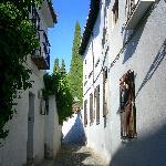 Aljibe de Trillo street