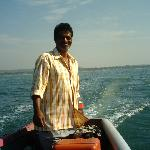 A day out with Anand the fisherman Morgim Beach North Goa