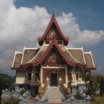 Mae Salong - Wat Santikhiri