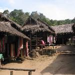 Mae Salong - Karen Longneck Hill Tribe Village
