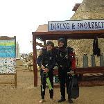 Diving Sinai Garden