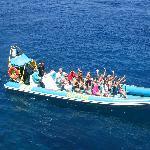 Boat ride Ayia Napa Cyprus