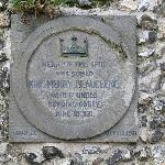 Reading abbey - Henry I plaque