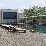 the sonar kolkata - swimming pool