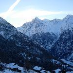 View from Grachen