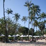 Coral Bay private beach