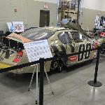 Brad's car that was wrecked in California
