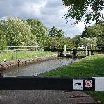 River Kennet - Southcote lock