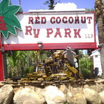 Foto de Red Coconut RV Park