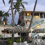 Sunset at Kona Tiki