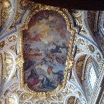 Ceiling of San Luigi dei Francesi