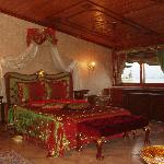 Sultan's suite at Dersaadet hotel