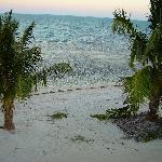 Beach in front of Seaside