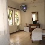 Room at Aninuan Resort .