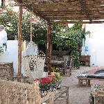 Courtyard Baja B & B