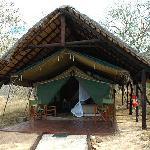 Accommodation at Kwa-Mbili