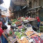 Mercado de Catania, una maravilla