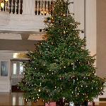 Christmas at the Balmoral: the Lobby