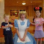 Check-in at the Disneyland Hotel