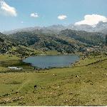 The Ercina Lake, Picos de Europa, Spain