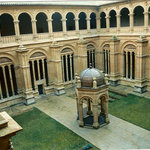 The King's Cloisters of the Convento de San Esteban, Salamanca, Spain