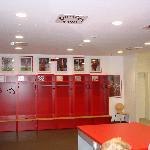 FC Bayern's Dressing Room