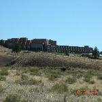 The Lodge on the bluff
