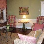 Third floor queen suite