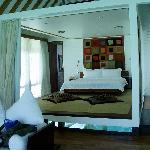 luxury in the bedroom