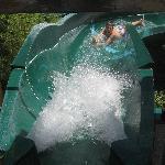 waterslide!