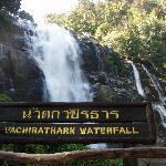 Vachiratharn Waterfall