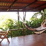 porch of our rancho