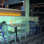 Inside of Firefly's Restaurant