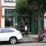 Bocadillo's Exterior