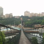 Sunway Lagoon Long Bridge