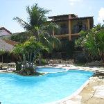 Pool\back of hotel