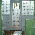 Master Bathroom w/ out door shower