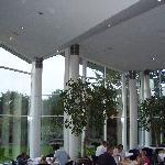 Hotel dining room