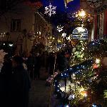 Le Quartier Petit Champlain - Christmas