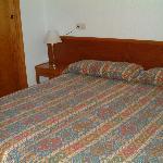 Double bedroom in 2 bedroom apat