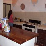 Kitchen, great to make your own food