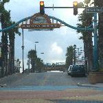 Entry to Boardwalk Daytona Beach