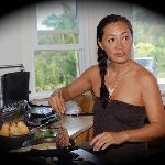 Gourmet Breakfast Prepared by Hostess (Eddi)