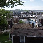 Rockport from The Inn on Cove Hill