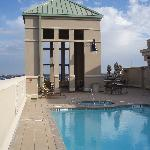 Observation Deck and Pool on Roof