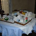 Breakfast at Residenza Santo Spirito